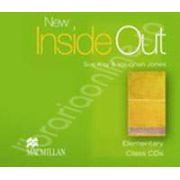 New Inside Out Elementary Class Audio CDs (2) (Class CD 1, CD 2)
