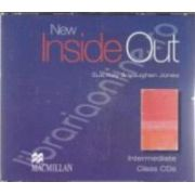 New Inside Out Intermediate Class Audio CDs (Class CD 1, CD 2, CD 3)