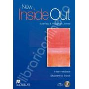 New Inside Out Intermediate Student's Book with CD-ROM