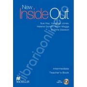 New Inside Out Intermediate Teacher's Book with Test CD-ROM