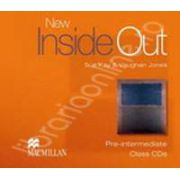 New Inside Out Pre-Intermediate Class Audio CDs (3) (Class CD 1, CD 2, CD 3)
