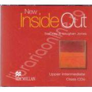 New Inside Out Upper Intermediate Class Audio CDs (3) (Class CD 1, CD 2, CD 3)