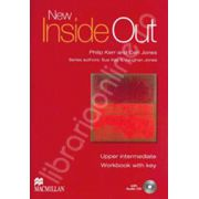 New Inside Out Upper Intermediate Workbook with Answer Key with Audio CD