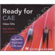 Ready for CAE, C1. Updated for the revised CAE exam. Class CDs (Contine 3 cd-uri)