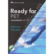 Ready for PET coursebook with Answer Key with CD-ROM