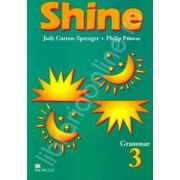 Shine Level 3 Grammar. Gramatica limbii engleze pentru clasa a VIII-a