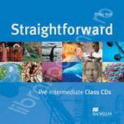 Straightforward Pre-Intermediate Class Audio CDs (Class CD 1 + Class CD 2)