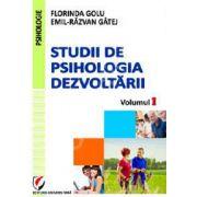 Studii de psihologia dezvoltarii, Volumul I