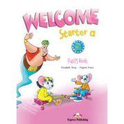 Welcome starter A (SB) manual pentru clasa  I. Curs de limba engleza welcome starter A