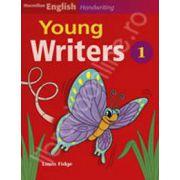 Young Writers 1. Macmillan English handwriting
