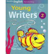 Young Writers 2. Macmillan English handwriting