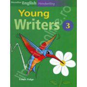 Young Writers 3. Macmillan English handwriting