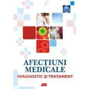 Afectiuni medicale. Diagnostic si tratament ( contine CD)