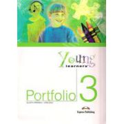 Caiet de lucru Young Learners Portfolio 3 clasele a III-a si a IV-a