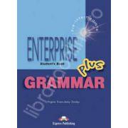 Carte de gramatica. Enterprise Grammar PLUS (SB). Manualul elevului pentru clasa a VII-a