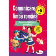 Comunicare in limba romana. Clasa pregatitoare (Tudora Pitila)