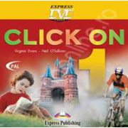 Curs de limba engleza Click On 1. DVD