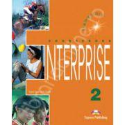 Curs de limba engleza. Enterprise 2 (SB) Elementary. Manualul elevului clasa a VI-a