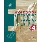 Curs de limba engleza. Enterprise 4 (AB) Intermediate. Caietul elevului clasa a VIII-a