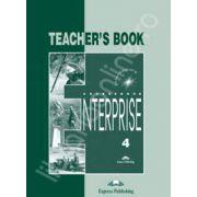 Curs de limba engleza. Enterprise 4 (TB) Intermediate. Manualul profesorului clasa a VIII-a