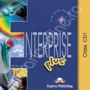 Curs de limba engleza. Enterprise Plus Pre-Intermediate. Class audio CDs (Set 5 CD)