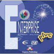 Curs de limba engleza. Enterprise Plus Pre-Intermediate. DVD