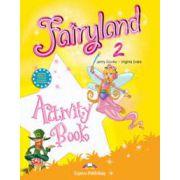 Curs pentru limba engleza. Fairyland 2 AB. Caietul elevului pentru clasa a II-a