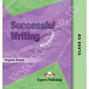 Curs pentru limba engleza. Successful Writing Proficiency. Class audio CD