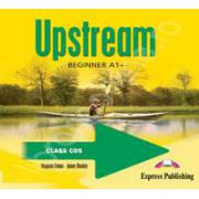 Curs pentru limba engleza. Upstream Beginner A1+. Class audio CDs (Set 3 CD)