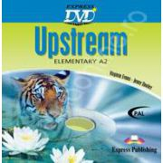 Curs pentru limba engleza. Upstream Elementary A2. DVD