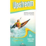 Curs pentru limba engleza. Upstream Intermediate B2. Class audio CDs (Set 5 CD)