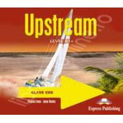 Curs pentru limba engleza. Upstream Level B1+. Class audio CDs (Set 3 CD)