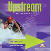 Curs pentru limba engleza. Upstream Proficiency C2. Class audio CDs (Set 6 CD)