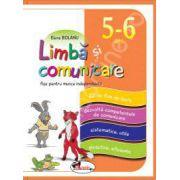 Limba si comunicare. Fise pentru munca independenta, grupa mare 5-6 ani
