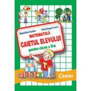 Matematica. Caietul elevului pentru clasa a II-a - Alexandrina Dumitru
