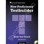 New Proficiency Testbuilder. Test that Teach - With audio CDs (Set 2 CD)