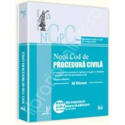 Noul cod de procedura civila. Ad litteram (Republicat in M.Of. nr. 545 din 3 august 2012)