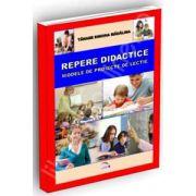 Repere didactice. Modele de proiecte de lectie pentru gimnaziu la disciplina limba ai literatura romana