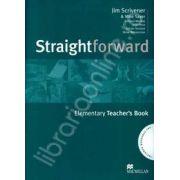 Straightforward Elementary Teacher's Book (Includes resource CDs 1+2)
