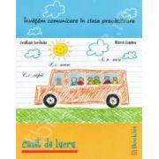 Invatam comunicare in clasa pregatitoare - caiet de lucru
