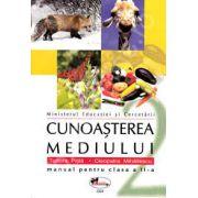 Cunoasterea mediului manual pentru clasa a II-a (Cleopatra Mihailescu, Tudora Pitila)