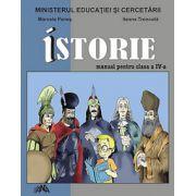 Istorie manual pentru clasa a IV-a (Marcela Penes)