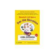 Limba Germana (L1) manual pentru clasa a III-a (Deutsch mit Spass)