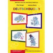 Limba germana materna, manual pentru clasa a III-a (DEUTSCHBUCH 3)