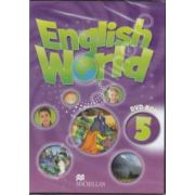 English World 5, DVD-rom