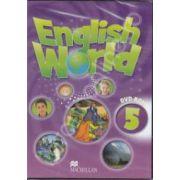 English World 5, DVD-rom