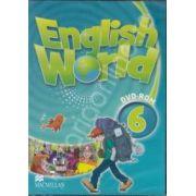 English World 6, DVD-rom