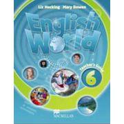 English World. Teacher's Guide level 6