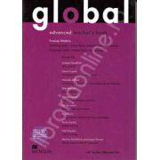 Global Advanced Teacher's Book with Resource CD