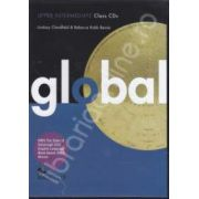 Global Upper Intermediate. Class Audio CDs (2 cd-uri)